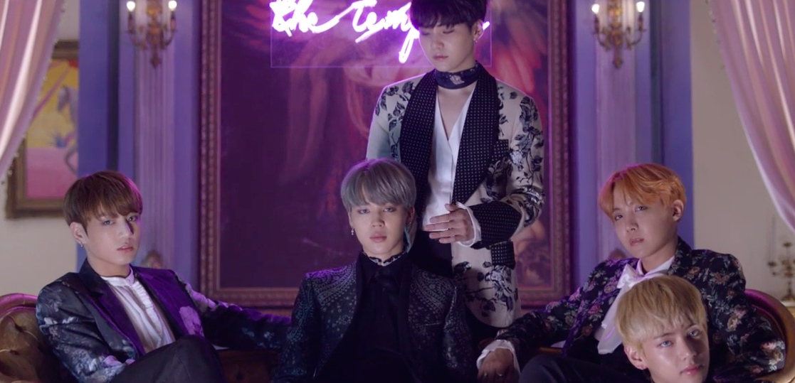 Yoonmin Cute Pictures For Wallpapers Watch Bts Drops Breathtaking Teaser Video For Quot Blood