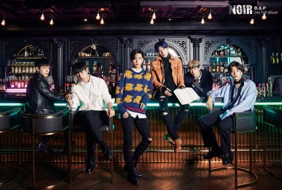 B.A.P Tops Global iTunes Charts With