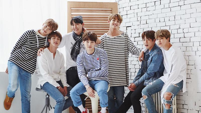 Cute Together Forever Wallpaper Update Bts Surprises Fans With New Logos For Group And