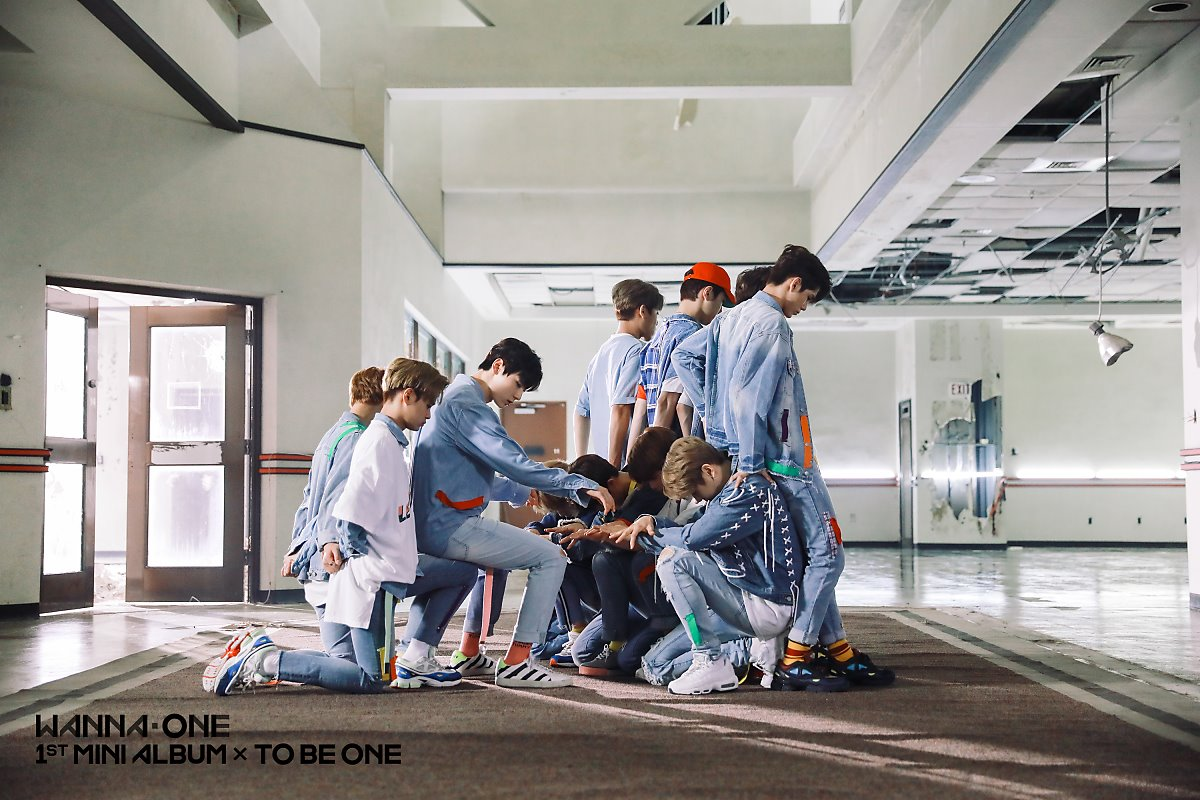 Girl Face Wallpaper For Mobile Wanna One Takes Fans Behind The Scenes Of Quot Energetic Quot And