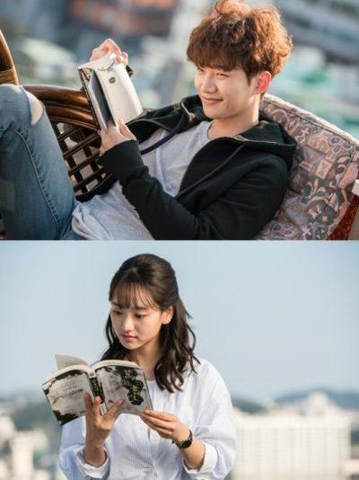 Repunta el romance entre Junho y Won Jin Ah en