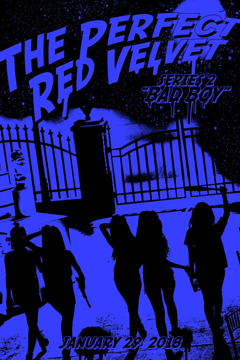 Bad Boy 3d Wallpaper Update Red Velvet Slays In New Teaser Images For The