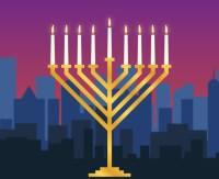 Grand Menorah Lighting Event - Chabad Lubavitch of British ...