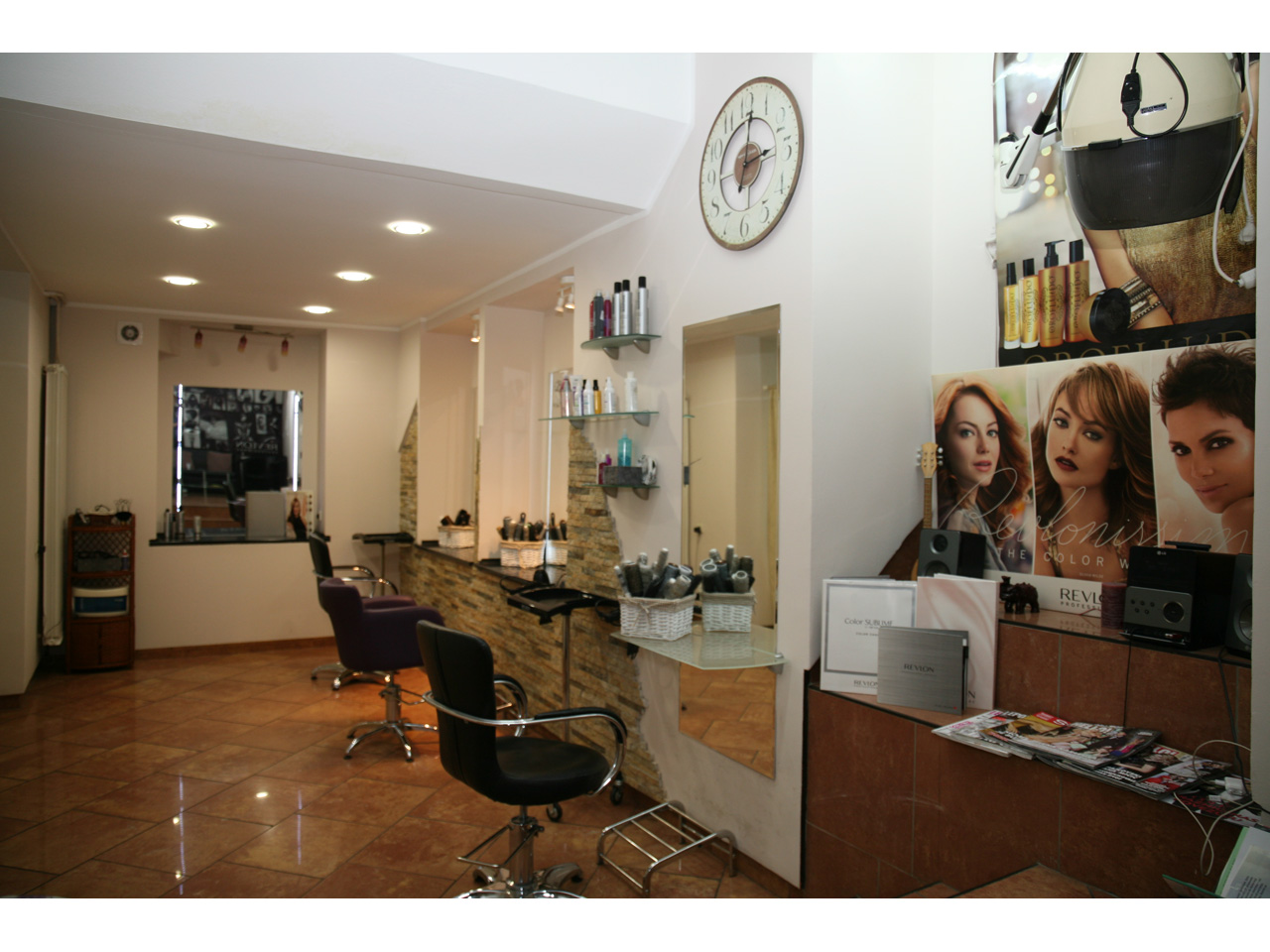 Hairdressing Salon Bubi T Cosmetic And Hairdressing Salon Hairdressers 13