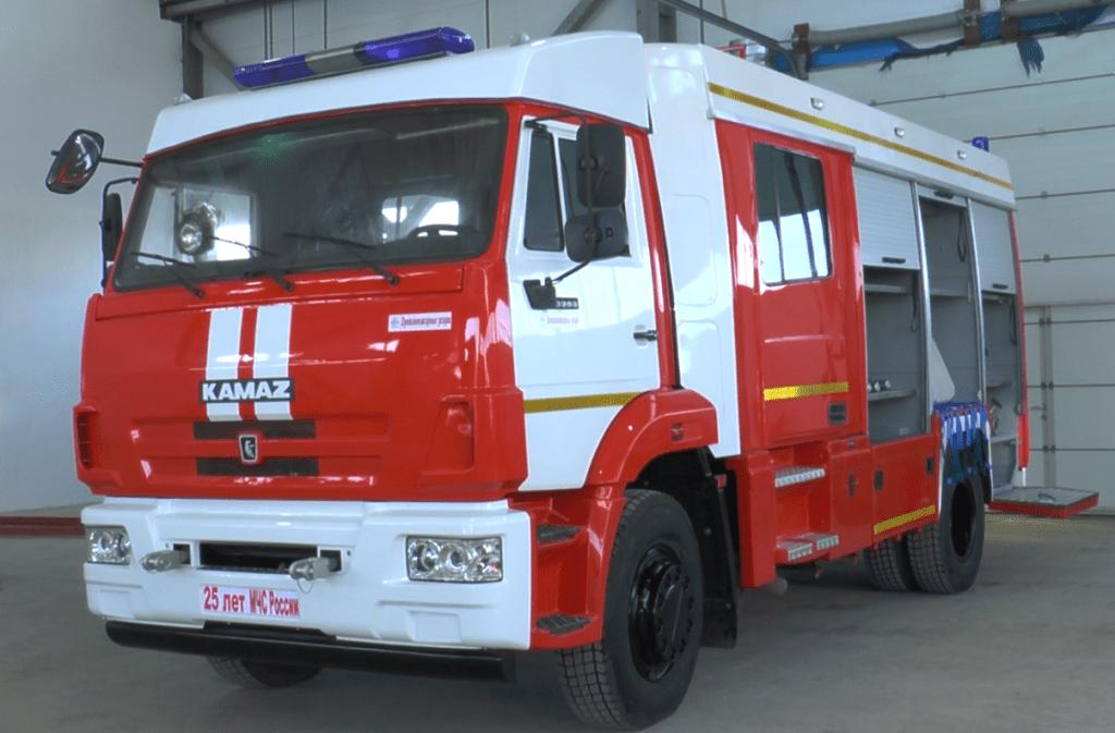 Пожарная машина АЦ-3.2-40