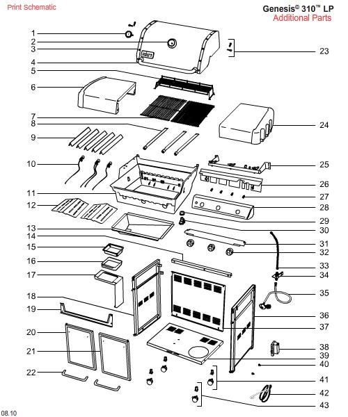 bbq smoker schematics