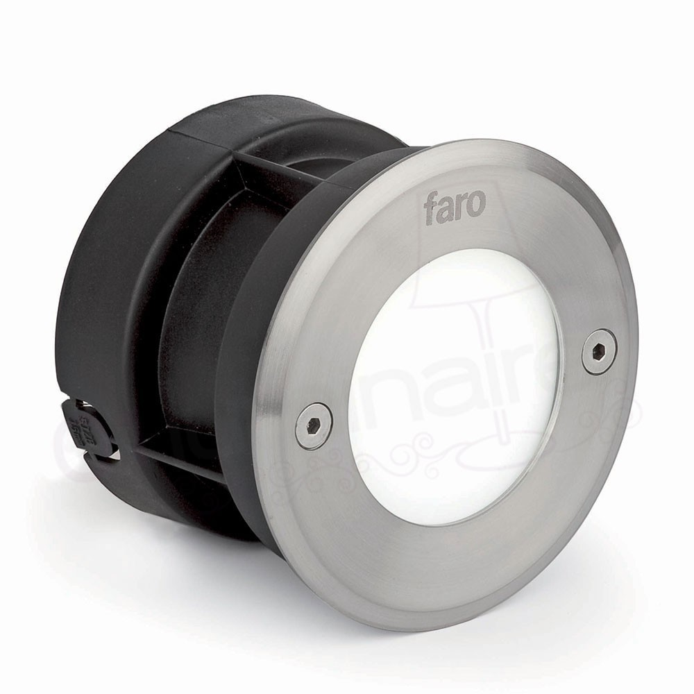 Spot Encastrable Exterieur Led Spot Encastré Led-18 Faro 71498n