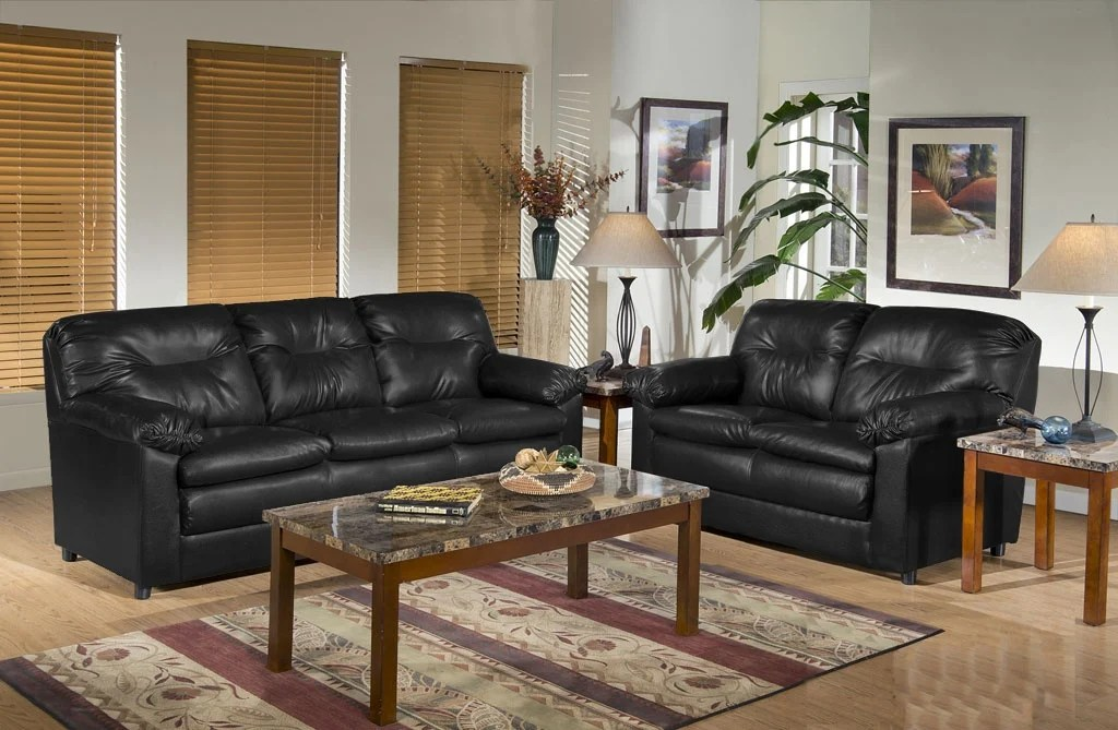 Furniture Clearance Center - Packages - 7 piece living room set