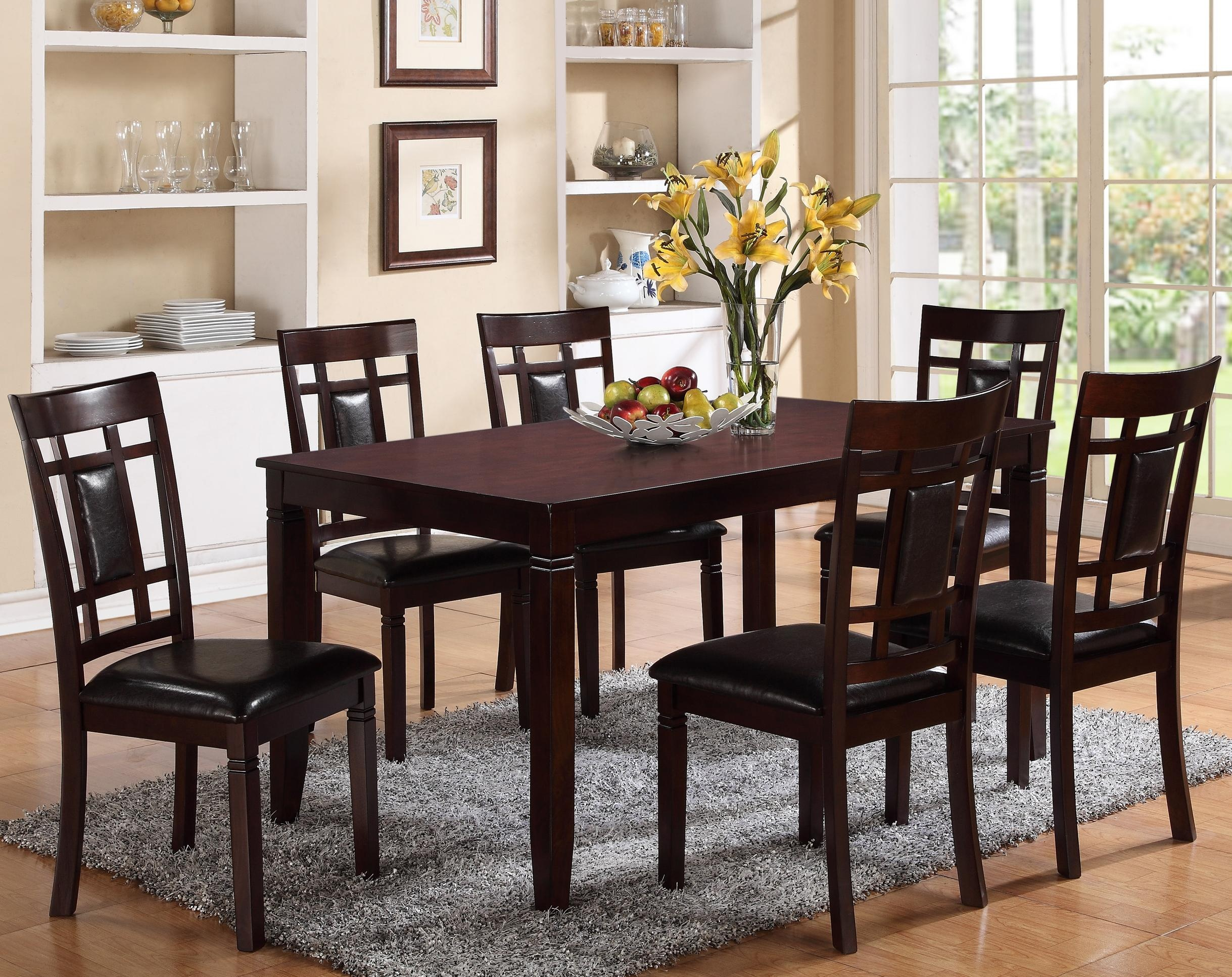 Furniture Clearance Center Wood Dinettes And Kitchen Sets