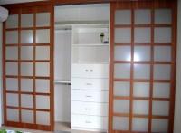 shoji closet doors  Roselawnlutheran