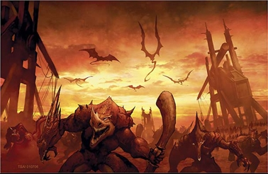 Army of Tiamat