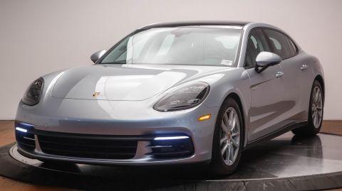 New 2018 Porsche Panamera 4S Sport Turismo AWD Station Wagon in