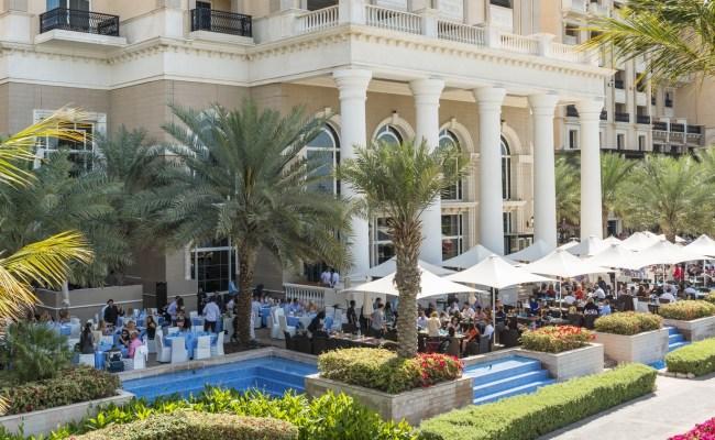 Bubbalicious Brunch Best Brunch In Dubai Blue Orande Dubai Friday Brunch The Westin Dubai
