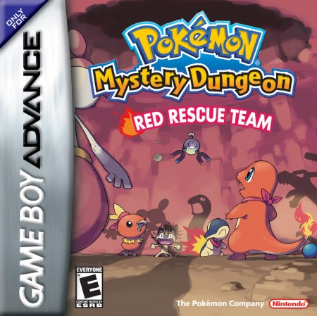 Pokemon Red Rescue Team