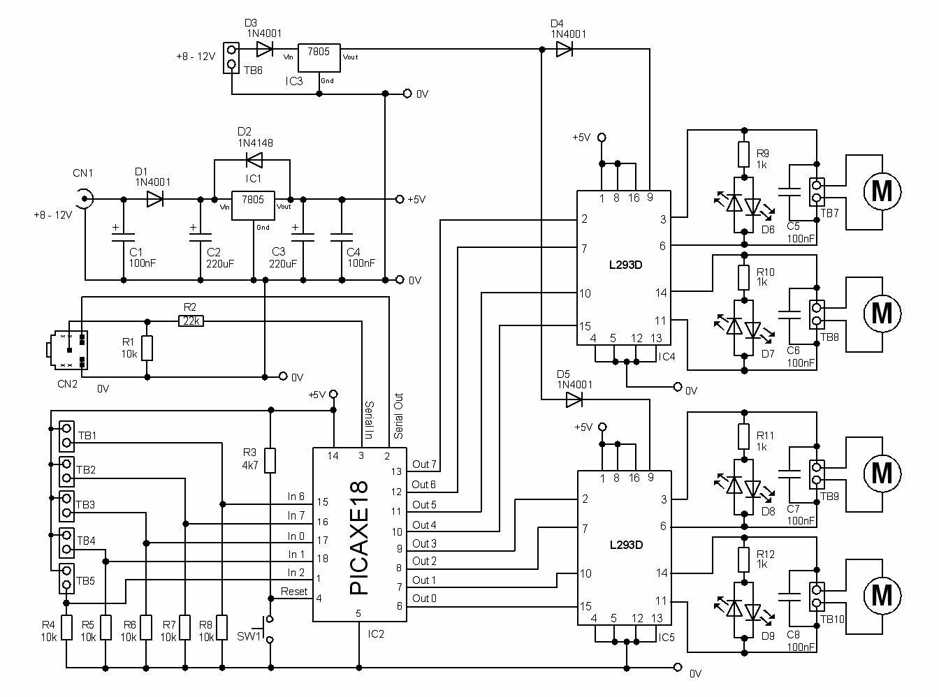 electronic circuit design tips
