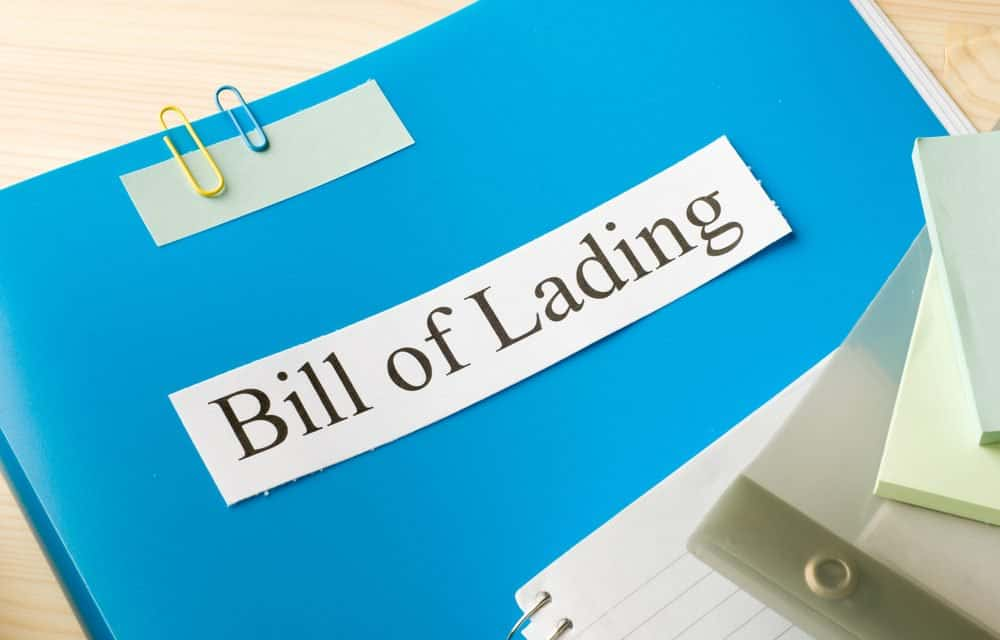 The Differences Between Shipped On Board Dates and Bill of Lading - shipping bol