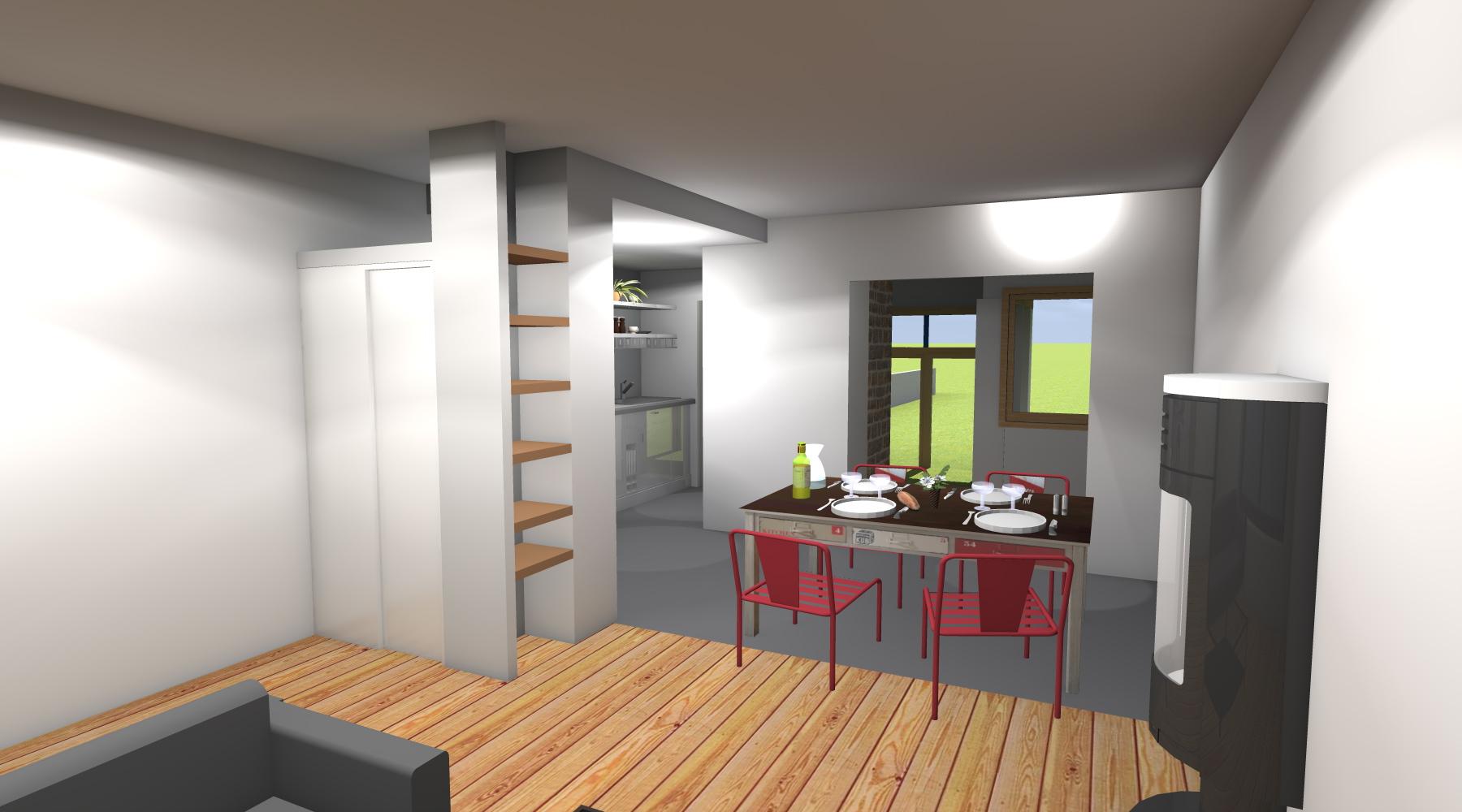 Architecte D\'intérieur Honoraires | Extension Rénovation Maison à ...