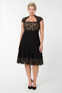 Plus Size Party Dresses With Sleeves - Eligent Prom Dresses