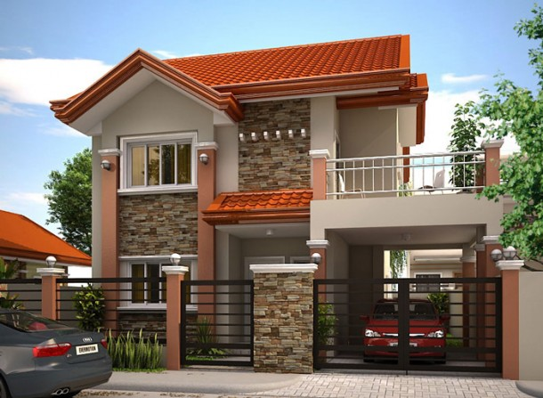 Desain Rumah Minimalis Type 36 90 Simple House Design In The Philippines Review | Shopping
