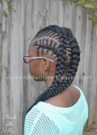African Hair Braiding Cornrow Styles Kids 2015-2016 ...