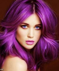 Blonde And Purple Hair Ideas 2015-2016 | Fashion Trends ...