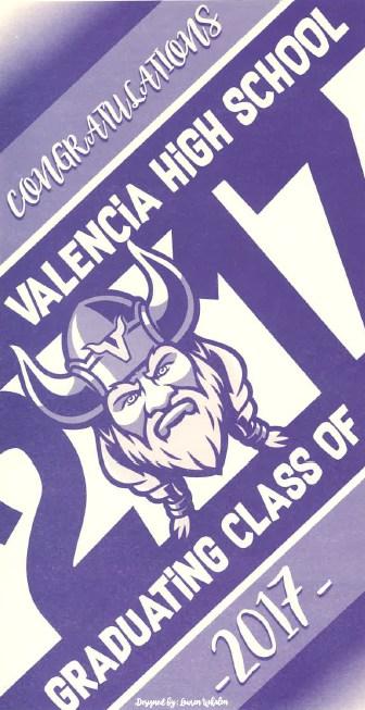 Senior Info and Graduation 2018 - Miscellaneous - Valencia High School