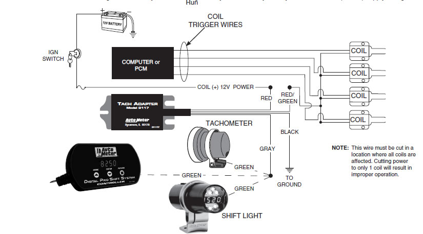 Eagle Tach Wiring Electronic Schematics collections