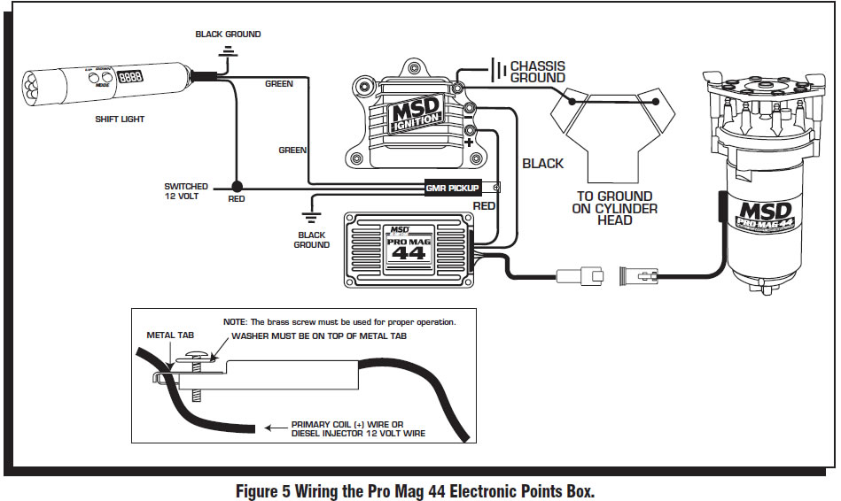 gizzmo shift light wiring diagram