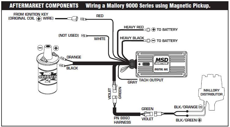 switch wiring diagram on mercruiser distributor wiring diagram