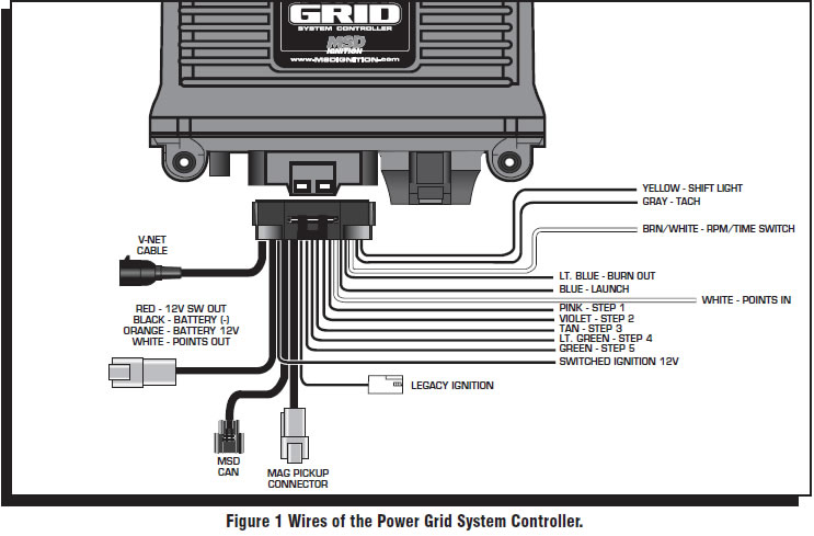ford msd 6al wiring diagram wiring diagram for msd a the wiring