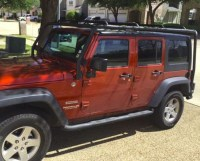How To Install a Barricade Roof Rack - Textured Black - on ...