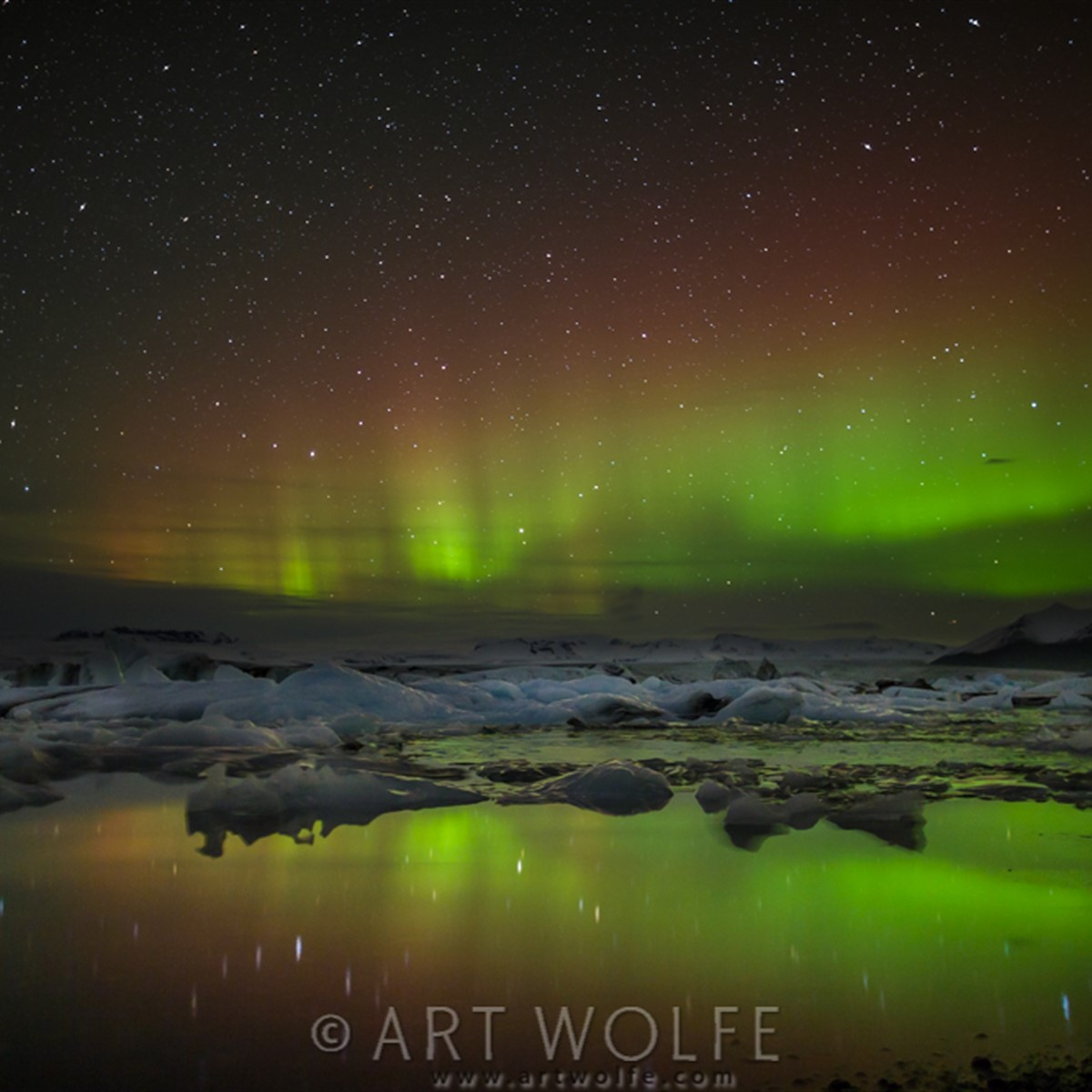 Art Wolfe Photo Tours Art Wolfe Auroras And A Bit Of The Unexpected In Iceland
