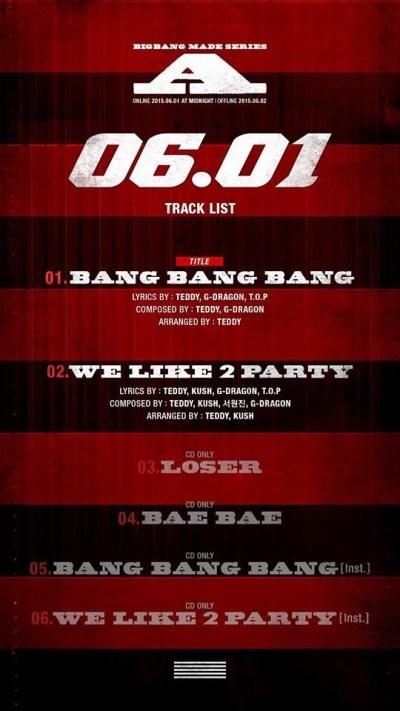 BIGBANG Announces LIVE Streaming Event for