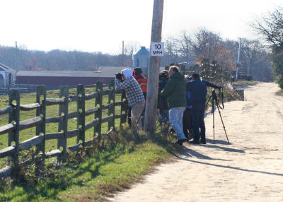 birders at Deep Hollow Ranch