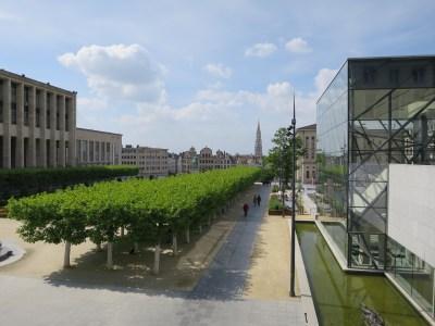 Mont des Arts Bruxelles 2
