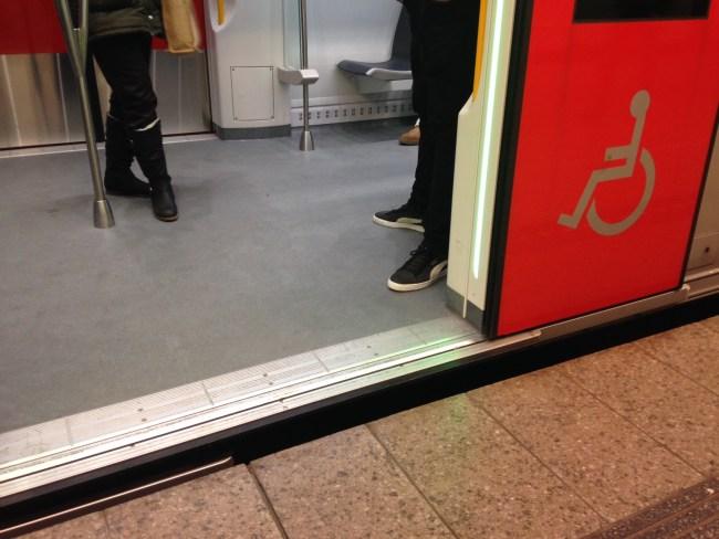 Metro Amsterdam PMR