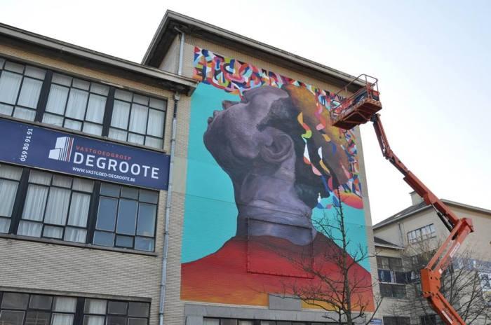 Fresque-Ostende-Sarah