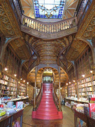 Porto Librairie Lello Irmao