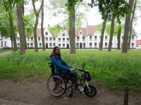 Triride Belgique Wheelchair Bruges