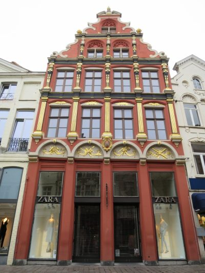 Visiter Bruges fauteuil roulant