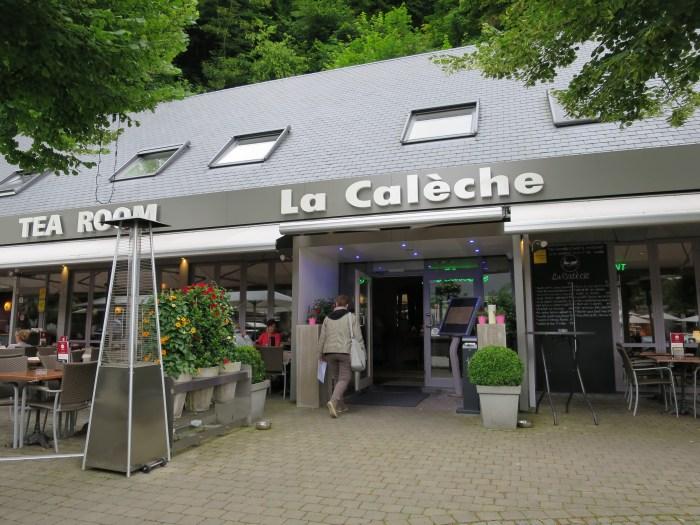 Restaurant La Caleche Durbuy