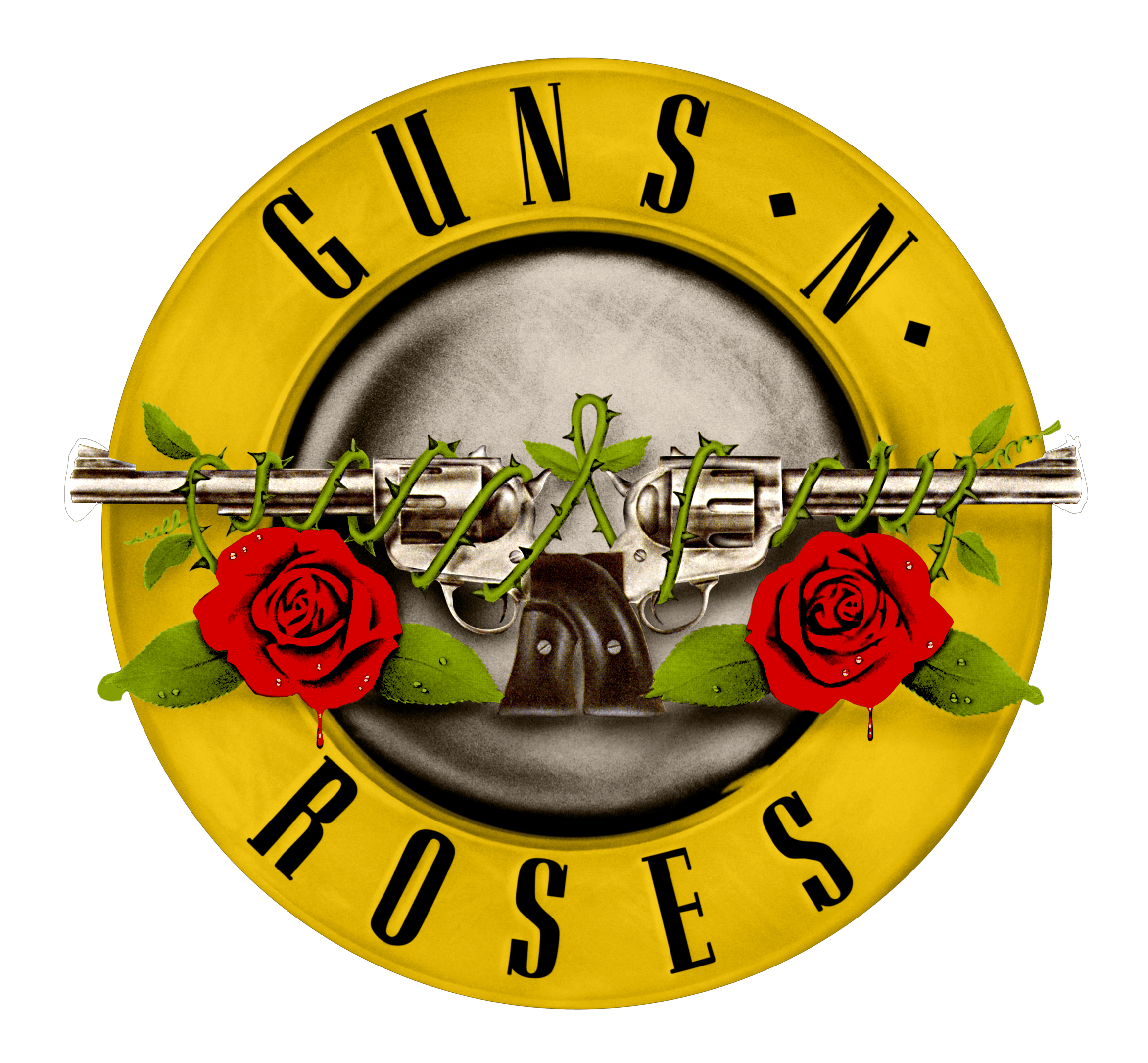 Top Gun Wallpaper Hd Guns N Roses Logo Images