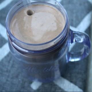 Coconut Protein Frappuccino