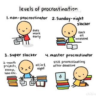 Thinking Out Loud #58 – Queen of Procrastination
