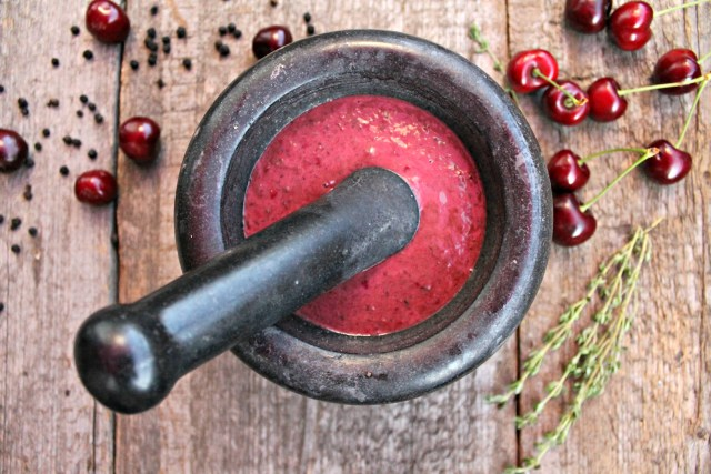Cherry Thyme Marinade