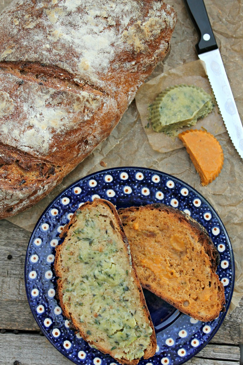 Spiced Butter - summer recipes
