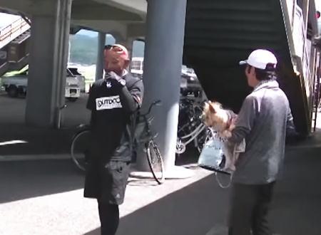 樋田淳也容疑者、高知県の道の駅でも動画を撮られていた。田野駅屋