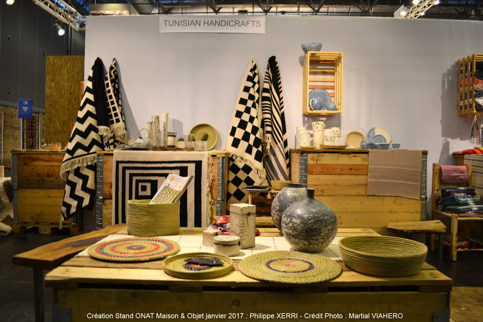 Salon Maison Et Objet In Photos Tunisia At The Salon Maison Et Objets In Paris 1001 Tunisie