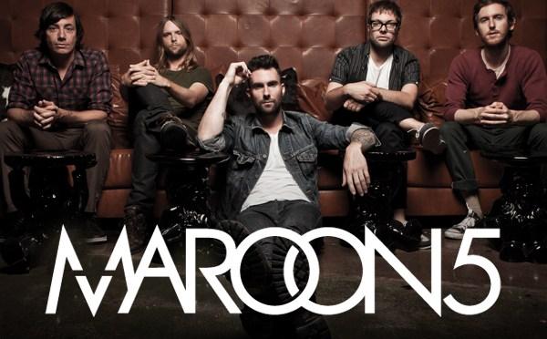 Maroon 5 / マルーン5