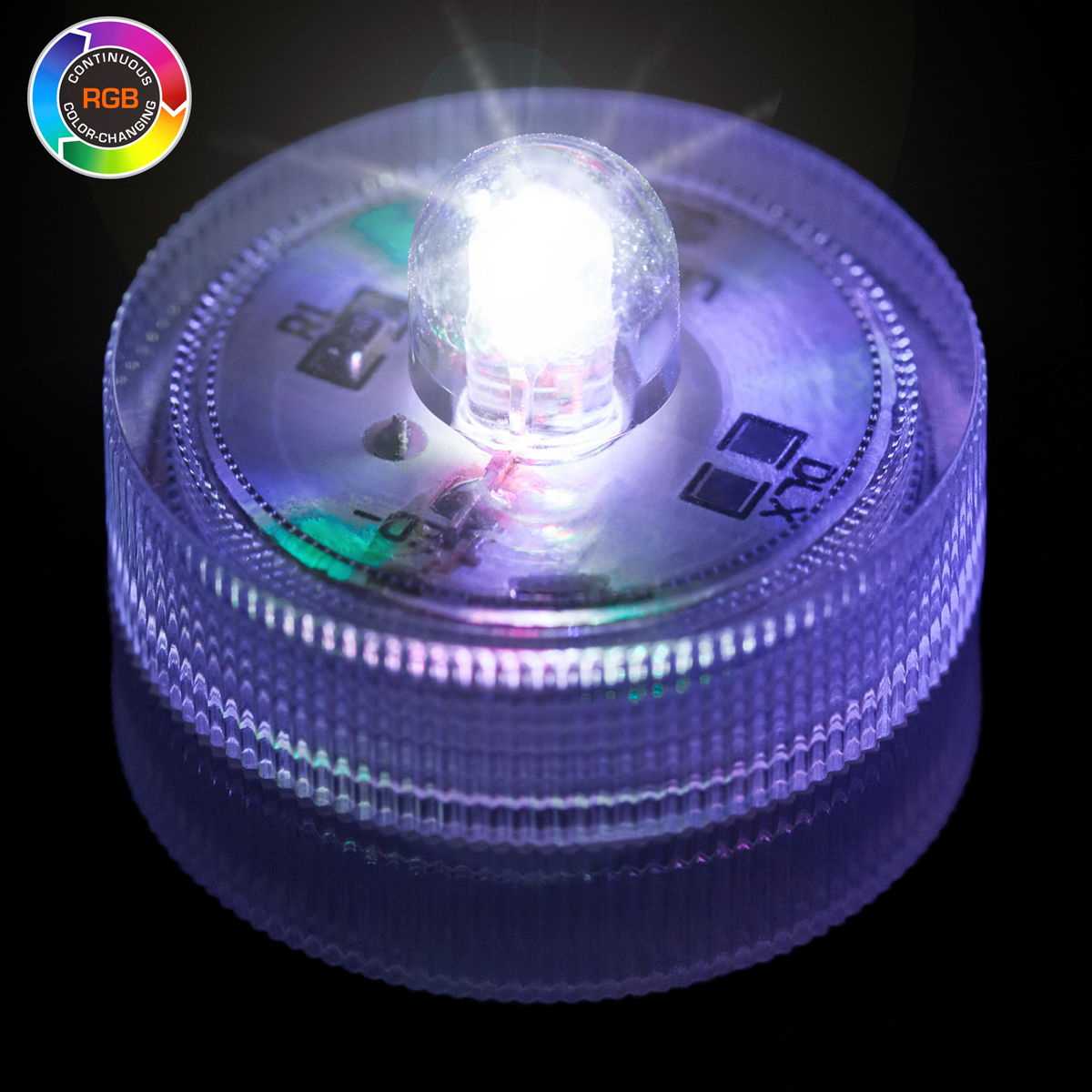 Lighting Rgb Rgb Color Changing Submersible Led Light